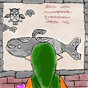 ゼルダ の 伝説 夢 を みる 島 顔 の 神殿